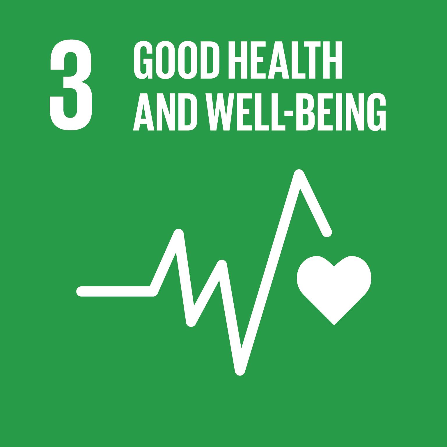 SDG Goal #3 Good Health