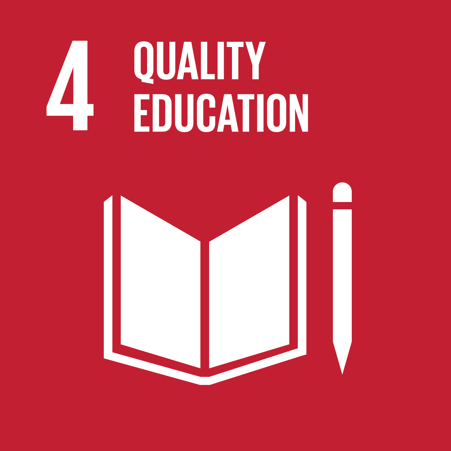 SDG Goal #4 Quality Education