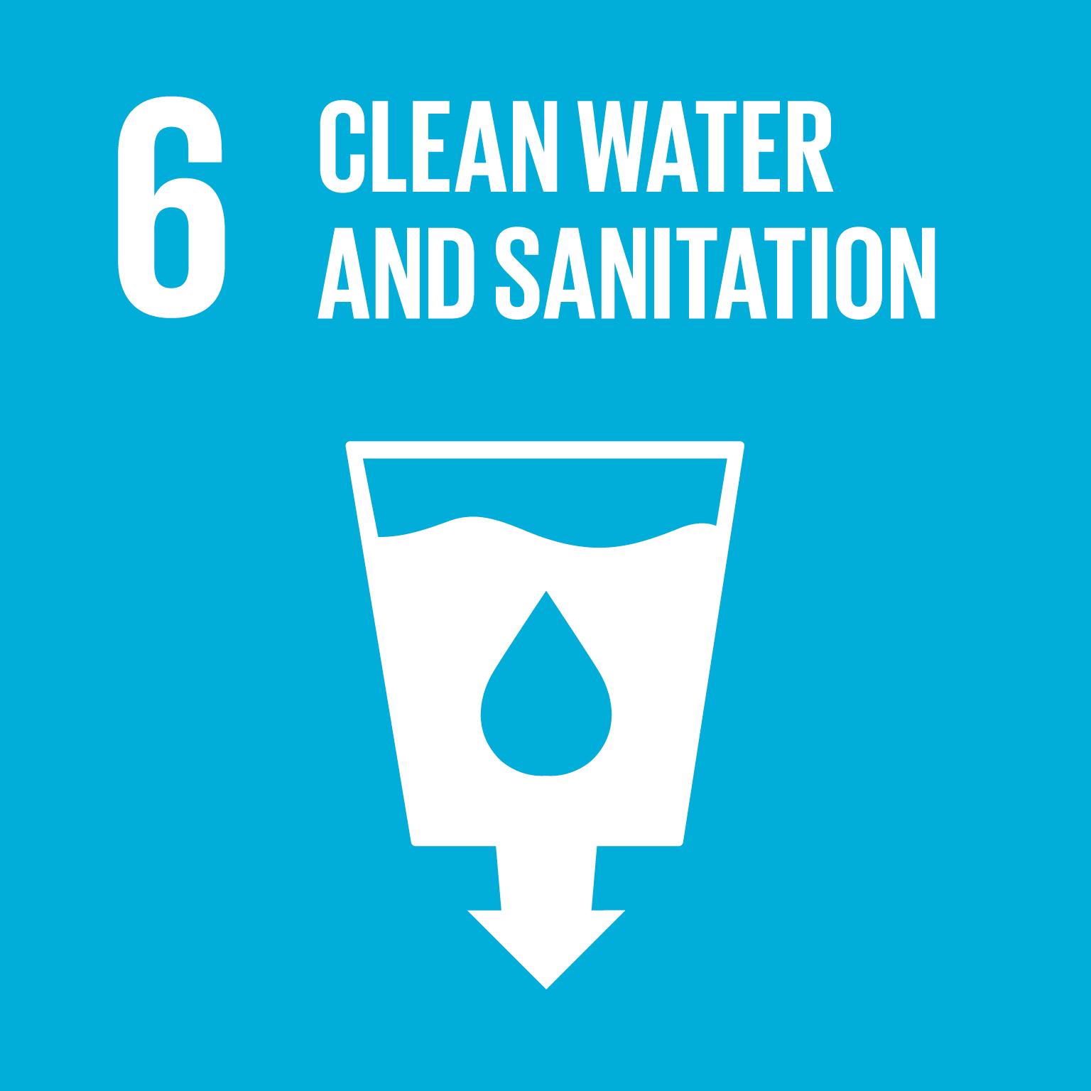 SDG Goal #6 Clean Water