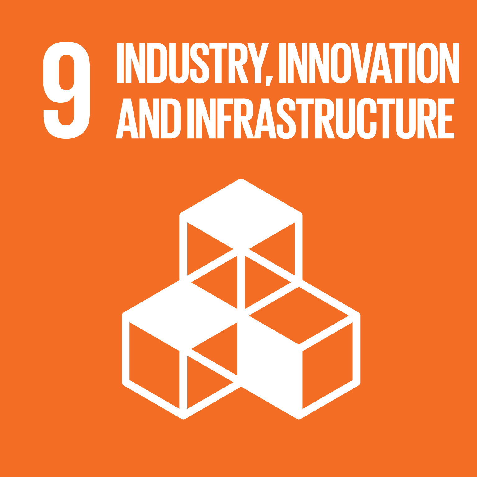 SDG Goal #9 Industry, Innovation, and Infrastructure