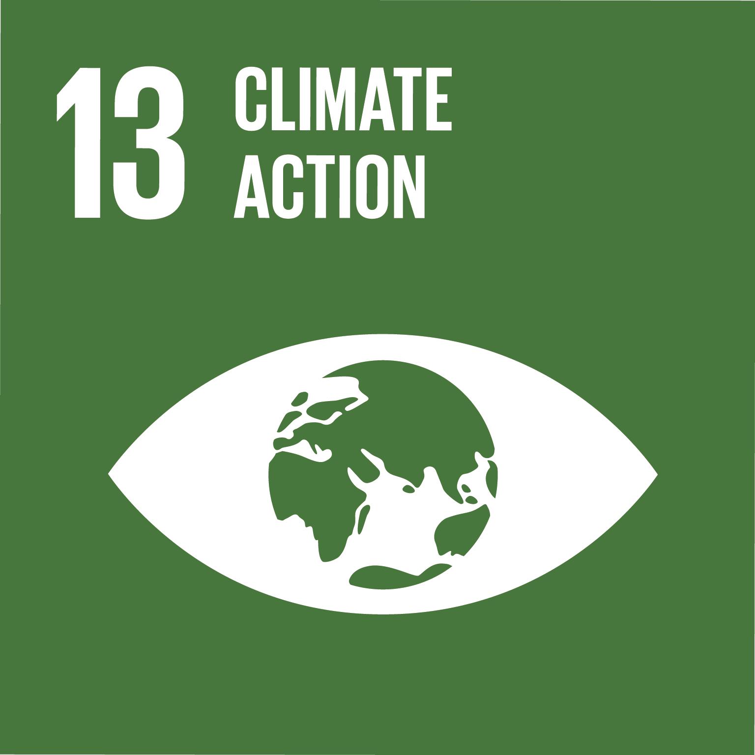 SDG Goal #13 Climate Action