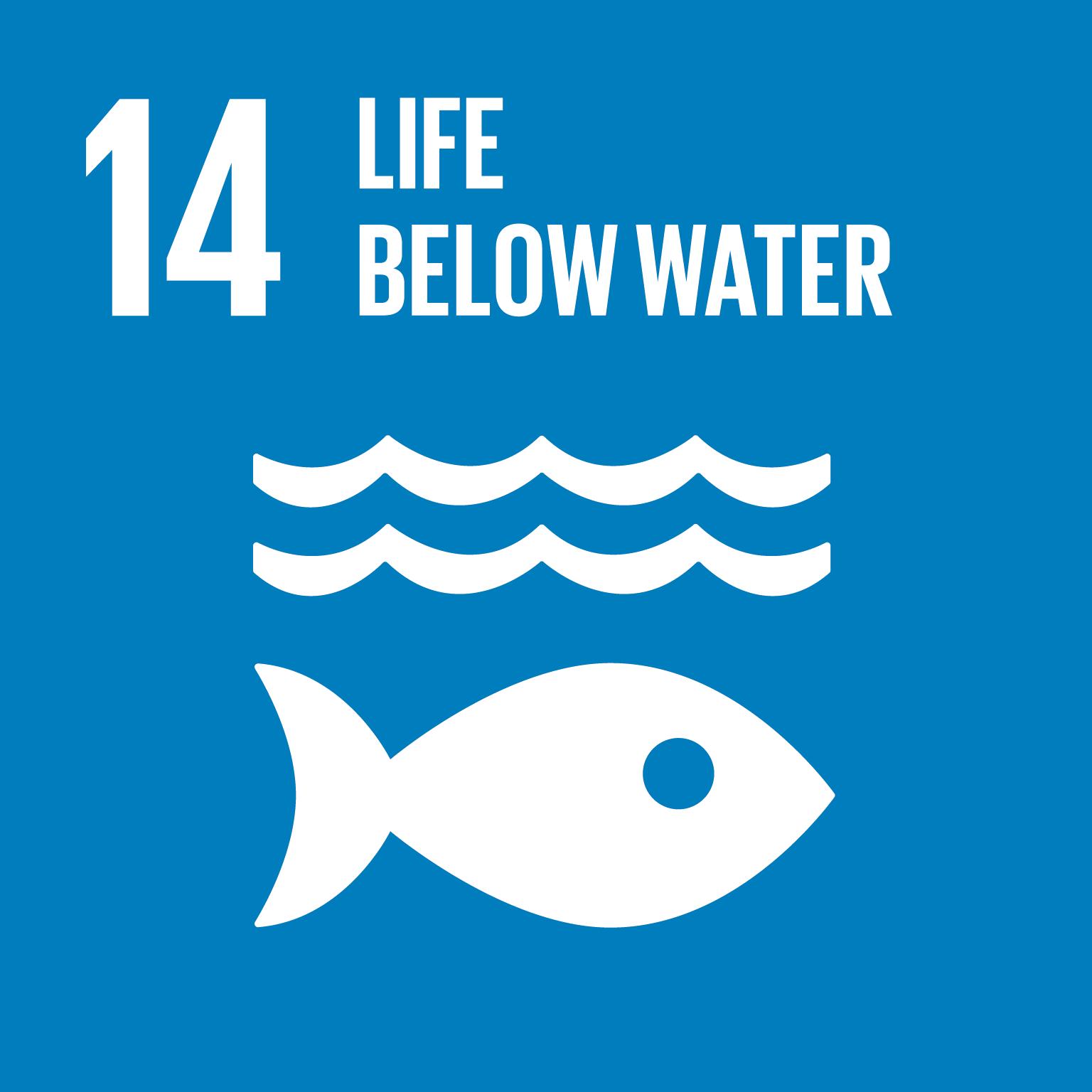 SDG Goal #14 Life Below Water