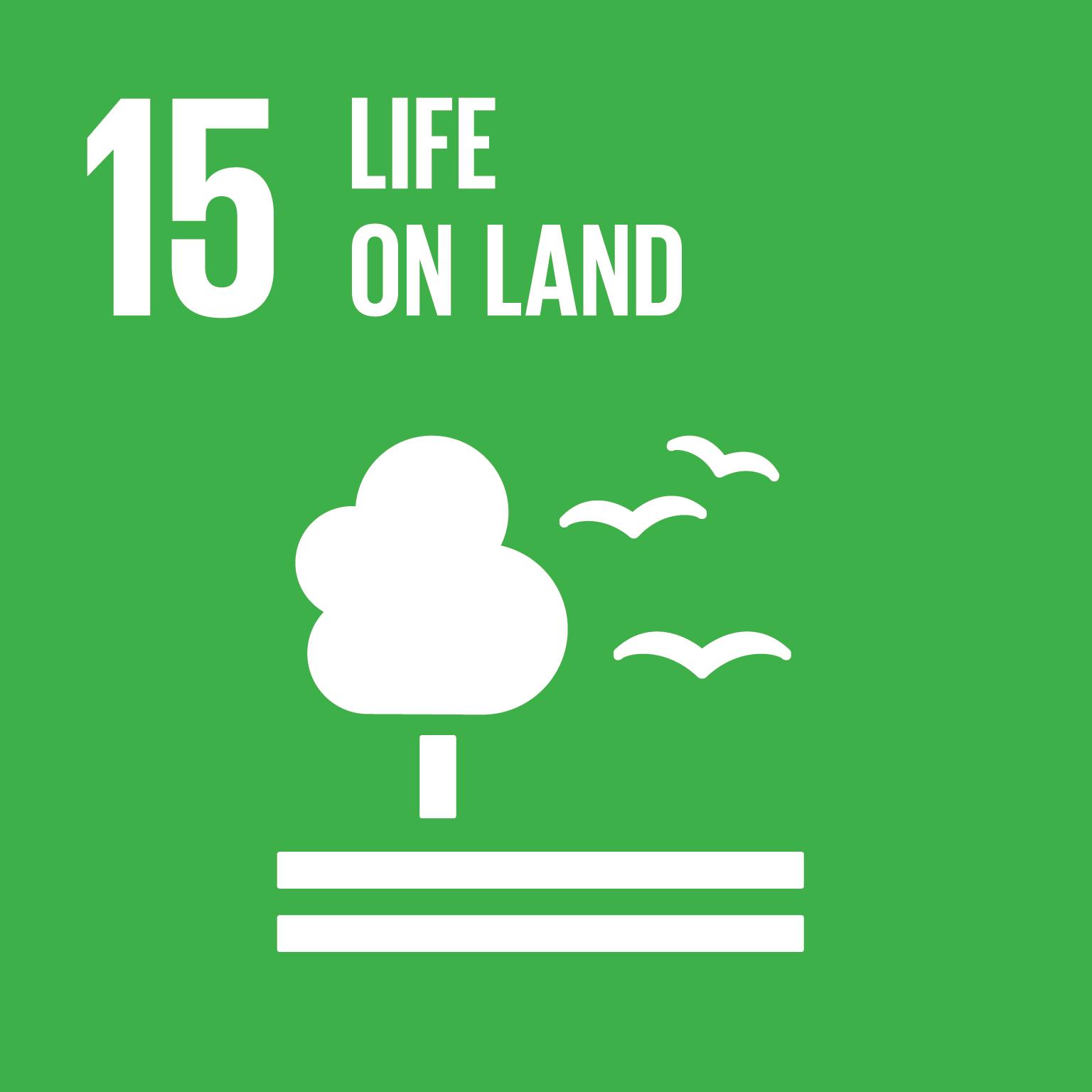 SDG Goal #15 Life on Land