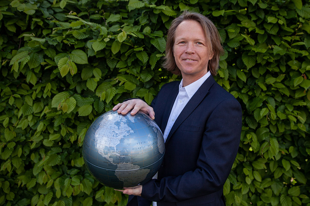 Purenessity consults business on Global Expansion